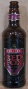 Fuller�s Red Fox (Pasteurised) - Irish Ale