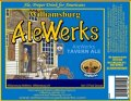 AleWerks Tavern Ale - Brown Ale