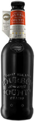 Goose Island Bourbon County Stout - Coffee
