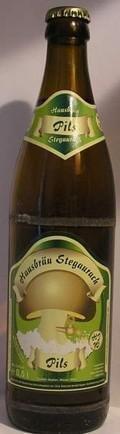 Hausbr�u Stegaurach Pils - Pilsener