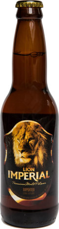 Lion Imperial Pilsner (Lager) - Strong Pale Lager/Imperial Pils