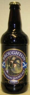 Broughton Champion Double Ale (Bottle)