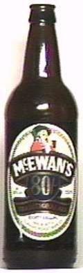 McEwan�s 80 Shilling (Pasteurised)