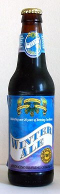 Mendocino Winter Ale (06/07 - Oatmeal Stout)