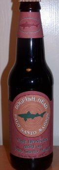 Dogfish Head Palo Santo Marron - American Strong Ale