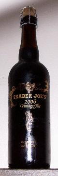 Trader Joe�s Vintage Ale 2006