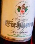 Eichhorn Vollbier Dunkel