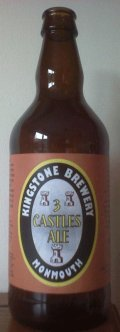 Kingstone 3 Castles Ale