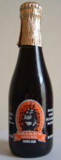 Drakes Barley Wine Bourbon Barrel