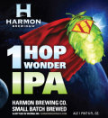 Harmon 1 (One) Hop Wonder IPA - Amarillo