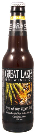 Great Lakes Rye of the Tiger - India Pale Ale (IPA)