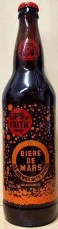 New Belgium Lips of Faith - Biere de Mars - Bi�re de Garde