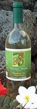 Volcano Winery Macadamia Nut Honey Wine