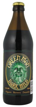 Green Man Dark Mild - Mild Ale
