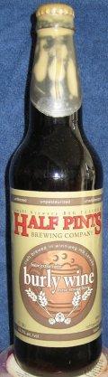 Half Pints Burlywine