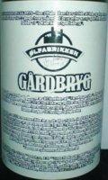 �lfabrikken G�rdbryg - Traditional Ale