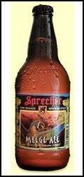 Sprecher Mbege Ale - Fruit Beer/Radler