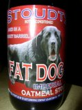 Stoudts Fat Dog Stout (Barrel Aged)