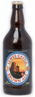 Harveys Lewes Castle - Brown Ale
