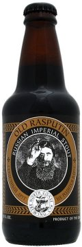 North Coast Old Rasputin Russian Imperial Stout - Imperial Stout