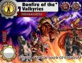 New Albanian Bonfire of the Valkyries