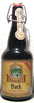 Rossdorfer Bock - Heller Bock