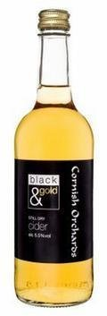 Cornish Orchards Black & Gold Still Dry Cider (Bottle) - Cider