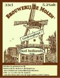 De Molen Oud Hollands Tuig Gedrooghopt - Belgian Ale