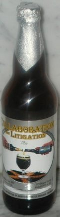 Avery Collaboration Not Litigation - Belgian Strong Ale