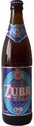 Zubr Classic 3.5-3.8% - Czech Pilsner (Světl�)