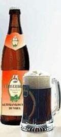 B�rgerbr�u Wolnzacher (Nikolausbier) Altfr�nkisches Dunkel