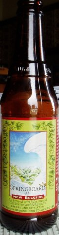 New Belgium Springboard Ale - Spice/Herb/Vegetable