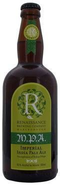 Renaissance Marlborough Pale Ale (2009) - Imperial/Double IPA