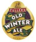 Fuller�s Old Winter Ale (Cask)