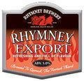 Rhymney Export Ale