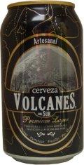 Volcanes del Sur Premium Lager
