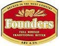 Ushers Founders Ale (Bottled) - Premium Bitter/ESB