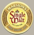 Marstons Single Malt (Bottle) - Bitter