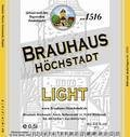 Brauhaus H�chstadt Light