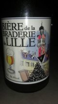 Brasserie des Sources Braderie de Lille Blonde