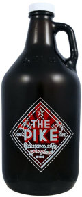 Pike XXXXX Stout - Chocolate