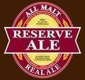 Sunshine Reserve Ale