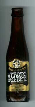 Samuel Smiths Strong Golden - Barley Wine