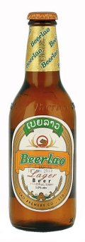 Beerlao Lager Beer - Pale Lager