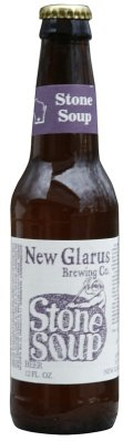 New Glarus Stone Soup - Belgian Ale