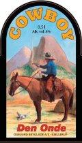 Duelund Cowboy Den Onde - India Pale Ale (IPA)