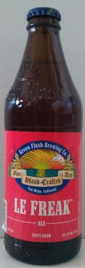 Green Flash Le Freak - Belgian Strong Ale