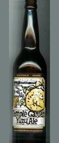 Baird Temple Garden Yuzu Ale  - Fruit Beer