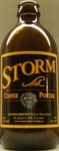 Storm Brewing Winter Storm Coffee Porter