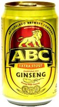 ABC Extra Stout Ginseng - Foreign Stout